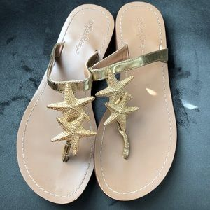 Lilly for Target Starfish Sandals